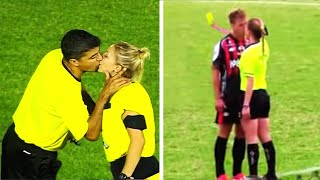 25 WEIRD AND FUNNY REFEREE MOMENTS