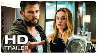 Download AVENGERS 4 ENDGAME Thor Loves Captain Marvel Trailer (NEW 2019) Marvel Superhero Movie HD Video