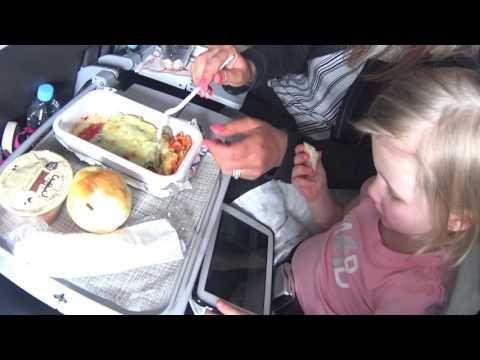 Part 1 USA Trip - Brisbane to Los Angeles Qantas/American Airlines