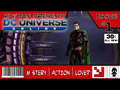 DC Universe Online - Ep. 1 - A Villain Is Born