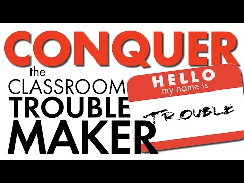 Conquer the Classroom Troublemaker, Help for Secondary Teachers