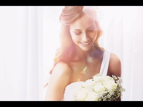 How to Make Amazing Wedding Photography with Flares and Bokeh - Photoshop Tutorial