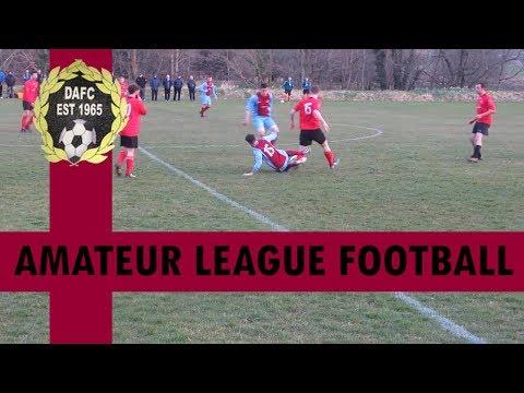 Amateur League Football | Local Derby!