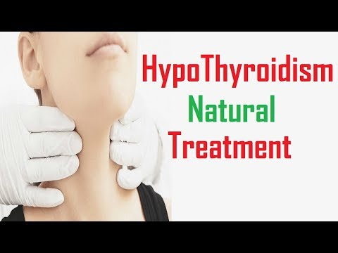 15 Best Remedies For Hypothyroidism Treatment