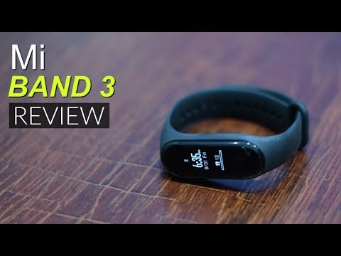 Xiaomi Mi Band 3 Review: Best Fitness Tracker?
