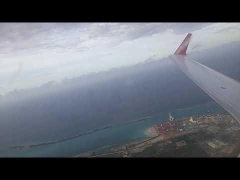 Aruba Airlines CRJ-200 Takeoff Aruba