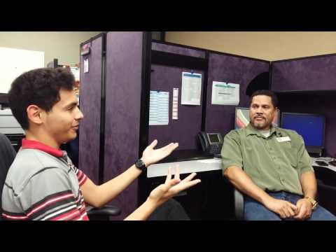 Network Technician Career Interview - Anthony Perez