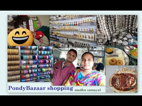 Shopping with Me| PondyBazaar,TNagar| Shopping Tips