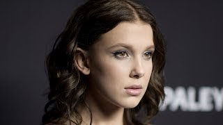 The Stunning Transformation Of Millie Bobby Brown