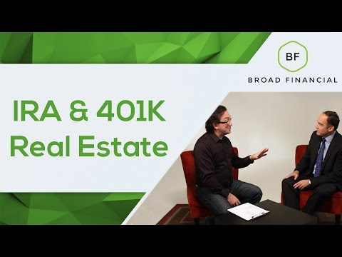 Investing in Real Estate with a Self-Directed IRA / Solo 401(k) For Your Retirement Savings