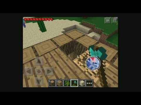 Minecraft Pocket Edition 0.7.5 Realms Livestream - Part 1
