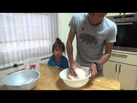 Pizza Dough Recipe for Your Home Oven (continued)