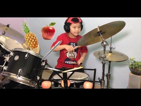 PPAP (Pen Pineapple Apple Pen) Drum Cover