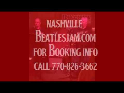 Nashville Beatles Jam Live Sing A Long Band