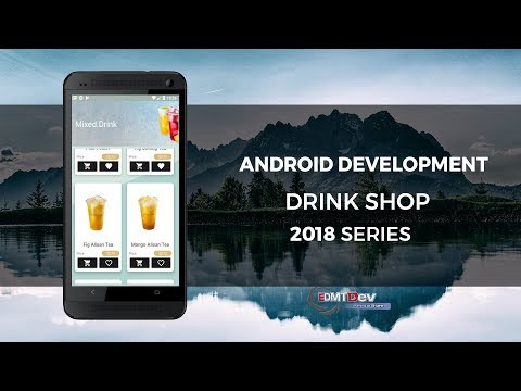 Android Development Tutorial - Drink Shop App part 16 Favorites List