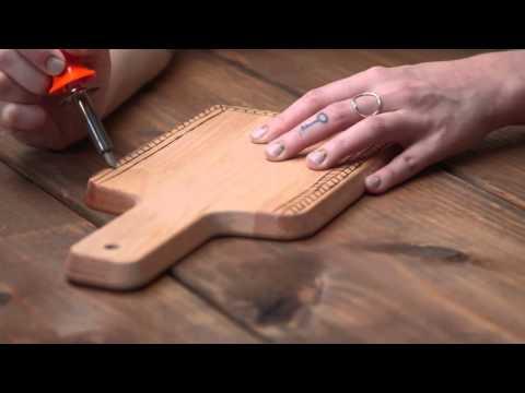 Feel the Burn: Custom Wood Cutting Boards