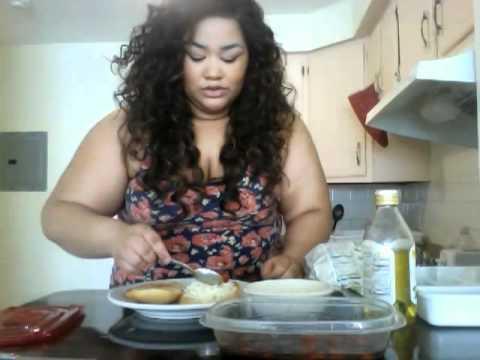 Cookin' With Tati - Tomato Mozzarella Panini