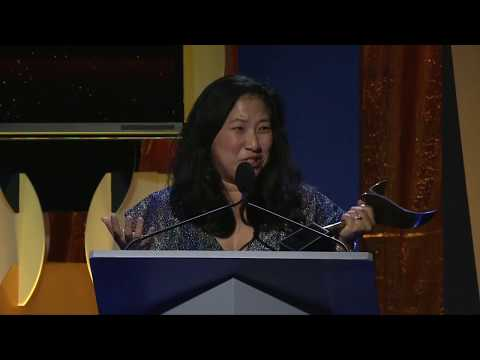 American Girl's May Chan takes home the 2018 Writers Guild Award for Children's Episodic
