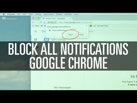 Permanently Block Notifications in Google Chrome