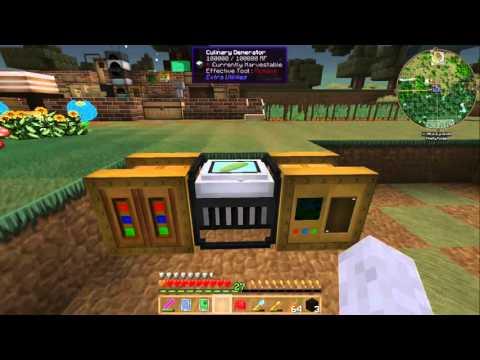Rainbow Robot Minecraft Modpack #62:  Silverfish + Thorns  = Very Bad Thing