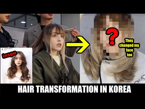 Xxx Mp4 I Let A Top Hair Salon In Korea Do Whatever They Wanted To My Hair 3gp Sex