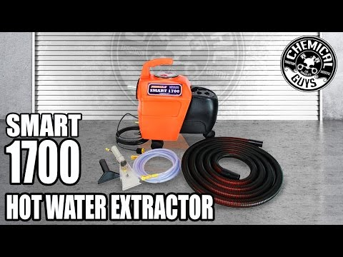 Best Carpet Cleaner - SMART 1700 Extractor - Chemical Guys