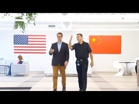 Chinese direct investment: Fuyao Glass repurposes US factory
