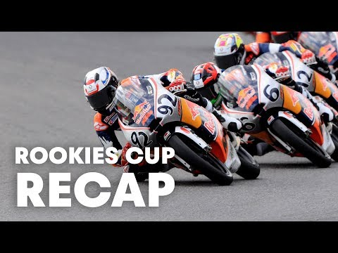 The youngest MotoGP riders met at Mugello, Italy. | Red Bull MotoGP Rookies Cup 2018