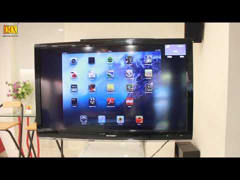 How to connect The new iPad to the TV using HDMI