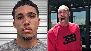 LiAngelo Ball LEAVING UCLA?! ● LAVAR BALL REMOVES GELO From UCLA To TRAIN HIM?!