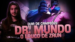 Download GUIA DE CAMPEÕES A-Z: Dr Mundo Video