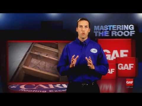 How To: Installing GAF Cobra® Ridge Vents and Attic Ventilation