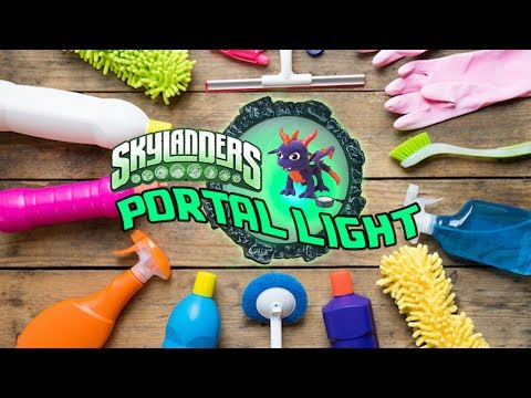 Skylanders Portal Light & HouseKeeping
