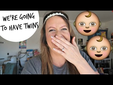 WE'RE GOING TO HAVE TWINS