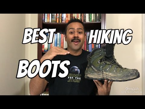 Backpacking for beginners: How to choose the best hiking boots and socks