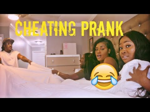 CHEATING  ON HUSBAND PRANK GONE WRONG (WITH BEAM SQUAD AND AJMOBB)