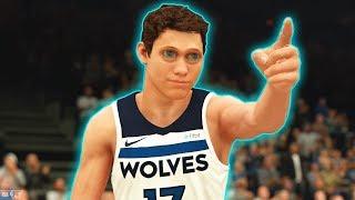 1st EVER NBA GAME - NBA 2K19 MY CAREER