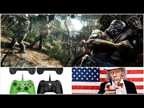 Игровые новости за 4-5 октября 2014 | Windows 10, Xbox, Crytek, Forza Horizon 2