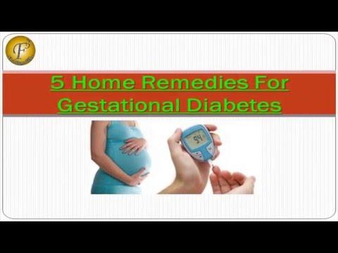 5 HOME REMEDIES FOR GESTATIONAL DIABETES II गर्भावधि मधुमेह के 5 घरेलू उपचार