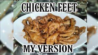 Feet ala The Benefits