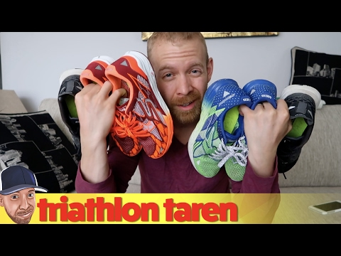 Triathlon Taren's Chosen Running Shoes for 2017