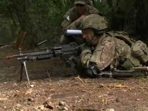 75th Rangers hold their own Expert Infantrymen's Badge Test