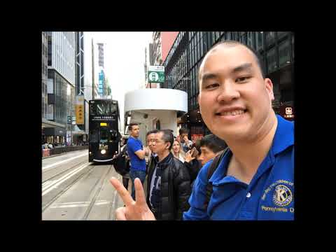 Hong Kong, Taipei Taiwan, and Pittsburgh PA Trip February and March 2018