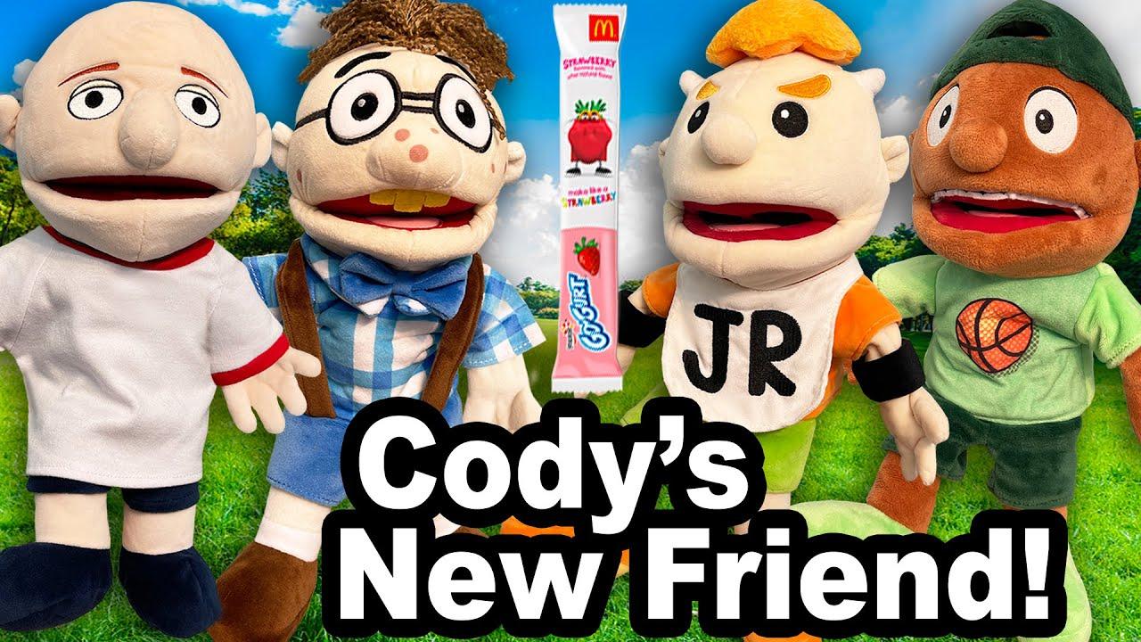 SML Movie: Cody's New Friend!