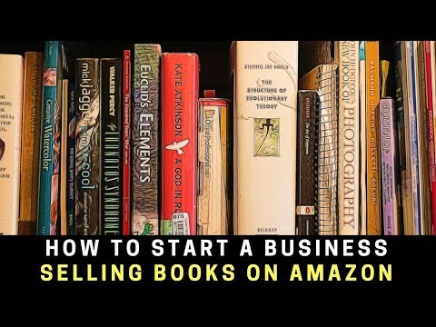 How to Sell Books on Amazon FBA With Very Little Money