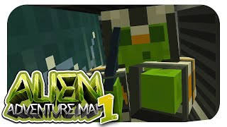 Download MARSMISSION GEHT SCHIEF! 👽 ALIEN Adventure Map {01} (PS4) Video