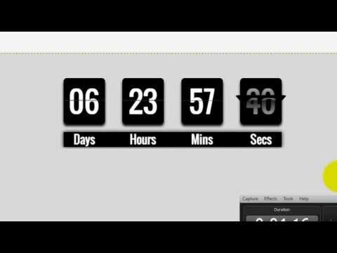 Wix my Website: How to add a Countdown Clock to my Wix Website (Channel Update)