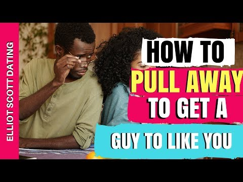 How To Get A Guy Back By Pulling Away Correctly - How To Get A Guy To Like You Again