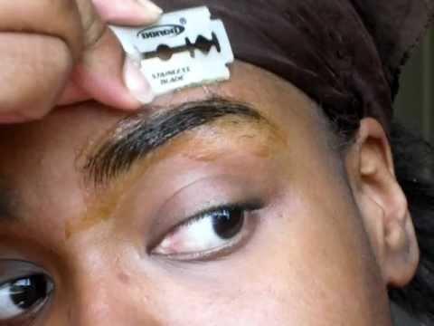 Eyebrow Arch Tutorial