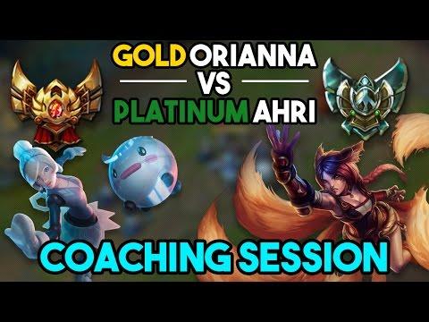 Xxx Mp4 COACHING SESSION Gold Orianna Vs Platinum Ahri 3gp Sex